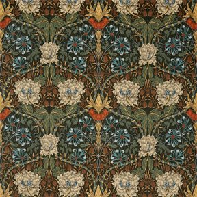 William Morris & co Honeysuckle & Tulip Velvet