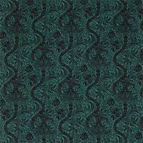 William Morris & co Indian Flock Velvet