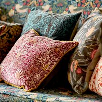 William Morris & co Snakeshead Velvet