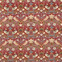 William Morris & co Strawberry Thief Velvet