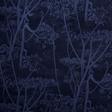 Cole & Son Cow Parsley, Hyacinth & Ink Tyg