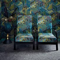 Cole & Son Miami, Petrol Multi