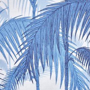 Cole & Son Palm Jungle, Hyacinth on White