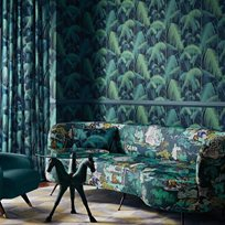 Cole & Son Versailles Grand, Viridian