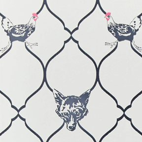 Barneby Gates Fox & Hen