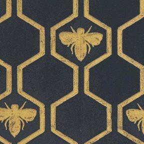 Barneby Gates Honey Bees Tapet