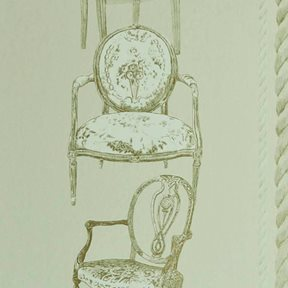 Barneby Gates Chairs Tapet
