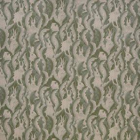 Långelid / von Brömssen Hares in hiding, grön Tapet