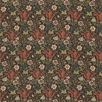 William Morris & co Compton Terracotta / Multi