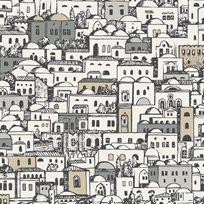Fornasetti Mediterranea Tapet