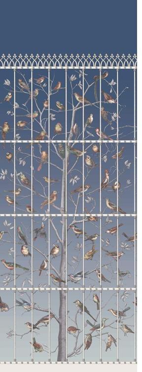 Fornasetti Uccelli