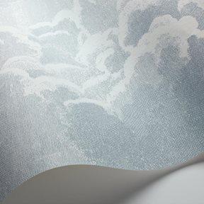Fornasetti Nuvole al Tramonto Tapet