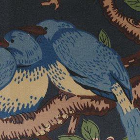 Baker Rockbird Velvet Indigo