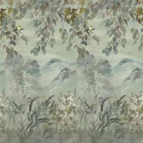 Designers Guild Miyako Scene 1 Dove