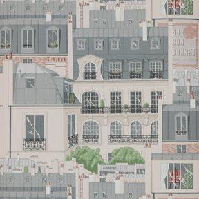 Manuel Canovas Les Toits de Paris