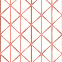 Thibaut Box Kite, Coral