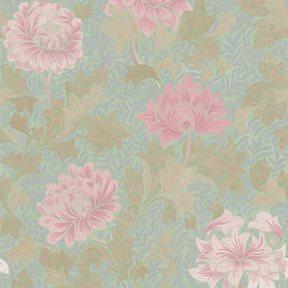 Carma Morrissey Flower, Thunderbird Tapet