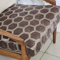 Designers Guild Manipur Amethyst Tyg
