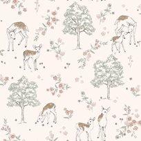 Boråstapeter Deer Love Tapet