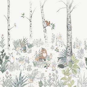 Boråstapeter Magic Forest Mural