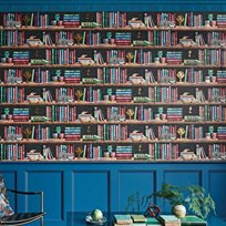Cole & Son Libreria Tapet