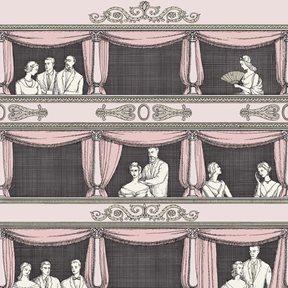 Cole & Son Teatro Ballet slipper