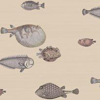 Cole & Son Acquario Tapet