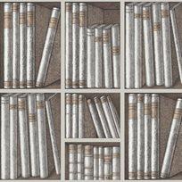 Cole & Son Ex Libris Tapet