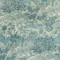 Baker Ramayana, Blue Tapet