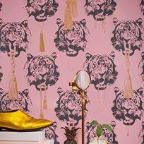 Lisa Bengtsson Coco Tiger Tapet