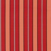 Rubelli Piccadilly röd Tyg