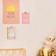 Majvillan Stardust Lovely pastel pink Tapet