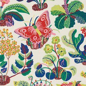 Josef Frank Exotic Butterfly, Spring