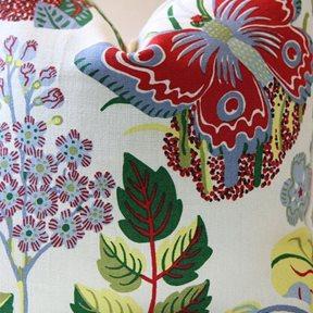 Josef Frank Exotic Butterfly, Multi Tyg