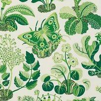 Josef Frank Exotic Butterfly, Leaf