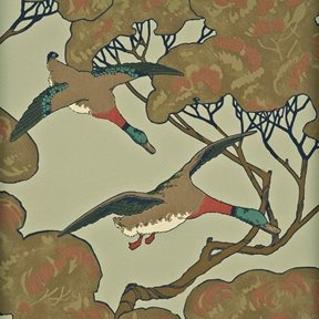Mulberry Flying Ducks