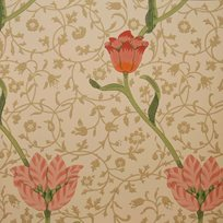 William Morris & co Garden Tulip
