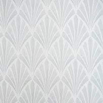 Helene Blanche Deco fan Grey Tapet