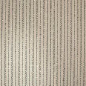 Helene Blanche Polka Stripe Creme Noir Tapet