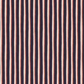 Helene Blanche Painted stripe Orange Noir