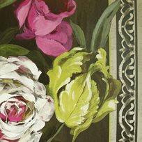 Designers Guild Ornamental Garden Panel Tapet
