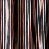 Helene Blanche Painted stripe, Orange-Noir