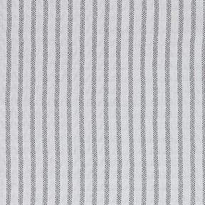 Helene Blanche Polka stripe, Creme-Noir