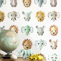 Studio Ditte Wild animals Cool