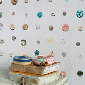 Studio Ditte Button Tapet