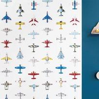 Studio Ditte Airplanes Tapet