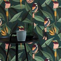 Studio Ditte Birds Tapet