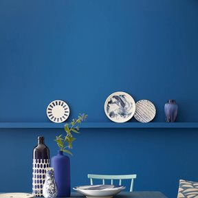 Little Greene Mazarine 256