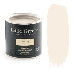 Little Greene China Clay 1