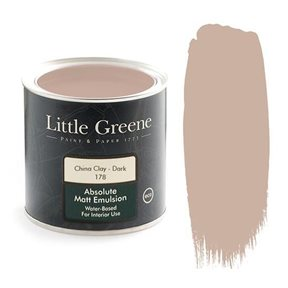Little Greene China Clay - Dark 178